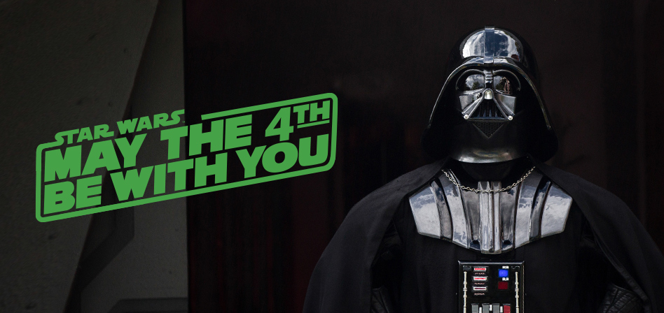 star wars 4th it's star wars day! happy may the fourth! chym 96 7
