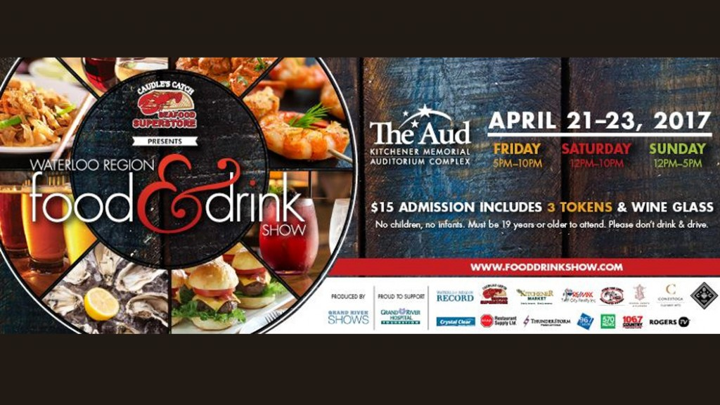 Waterloo Region Food And Drink Show