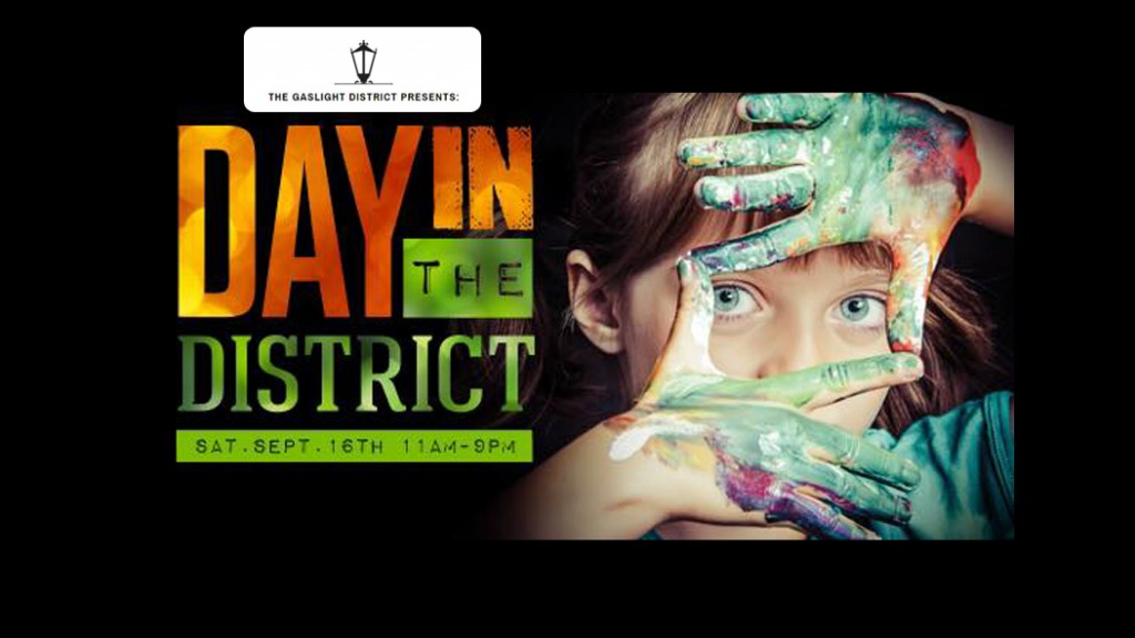 Day in the district FEATURE