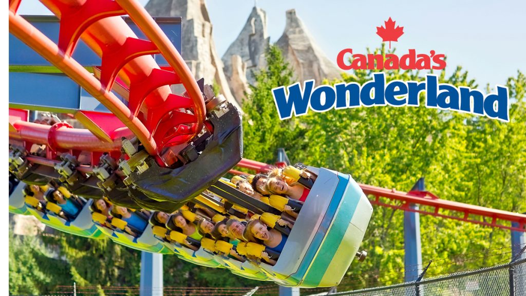 Win a Family Pass to Canada's Wonderland! - CHYM 96 7
